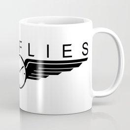 TIME FLIES TOUR BLACK Coffee Mug