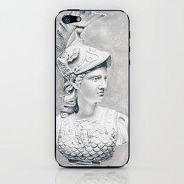 Athena Bust Sculpture iPhone Skin