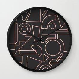 Tny Mly Wall Clock