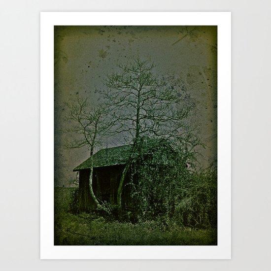 #38 Art Print