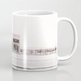 PradaMarfa - Black and White Version Coffee Mug