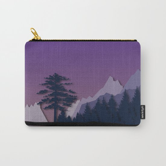 My Nature Collection No. 25 Carry-All Pouch