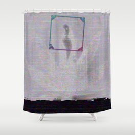 Ghost (loving:video::photo:streaming) 1 Shower Curtain