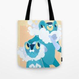 Froakie Tote Bag