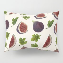 Figs and Leaves Pillow Sham