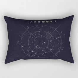 Constellations Rectangular Pillow