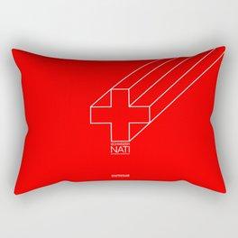 0008 - Switzerland Rectangular Pillow