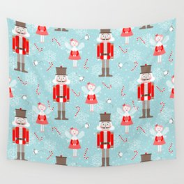 Nutcracker Wall Tapestry