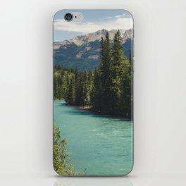 Tête Jaune Cache iPhone Skin