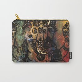 Ganesh Painting Carry-All Pouch