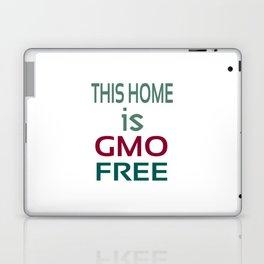 GMO FREE ZONE Laptop & iPad Skin