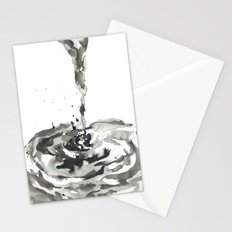 Waterspout and Whirlpool Stationery Cards