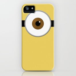 Minion. iPhone Case