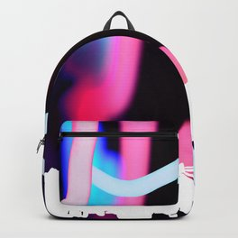 yet so unaware of it Backpack