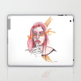BREATHING I @EdART Laptop & iPad Skin