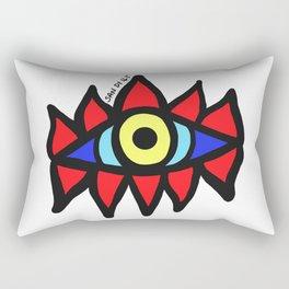 Genie Eye Rectangular Pillow