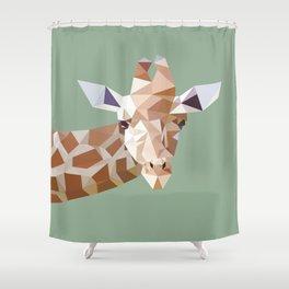 Giraf Shower Curtain
