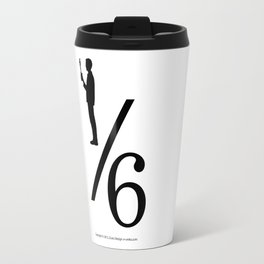 One Sixth Ism Travel Mug