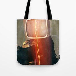 SEX ON TV - BLANCHE by ZZGLAM Tote Bag