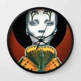 Penelope Tree Wall Clock