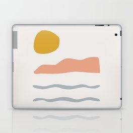 island Laptop & iPad Skin