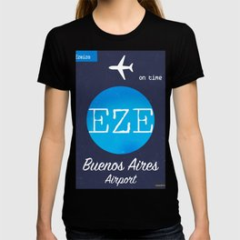 EZE Buenos Aires airport T-shirt
