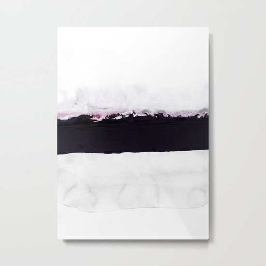 Intrigued by the Unreal Metal Print