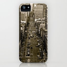 8th and Horatio iPhone Case