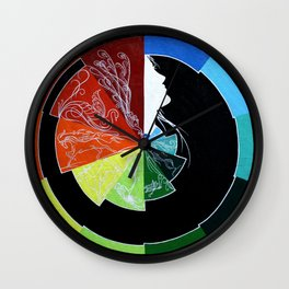 World of Women Wall Clock