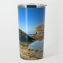 Gatelugatxe Travel Mug