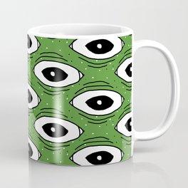 Frog eyes II Coffee Mug