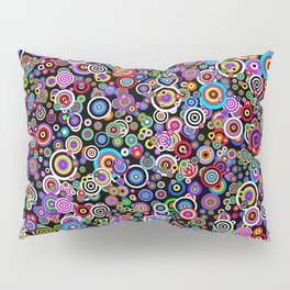 Spots (Version 7) by Bruce Gray Pillow Sham