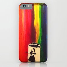 Raining colour  Slim Case iPhone 6