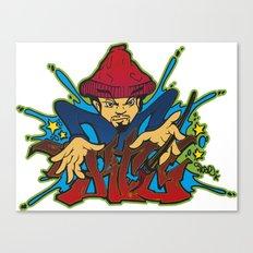 KTC by DOSE Canvas Print