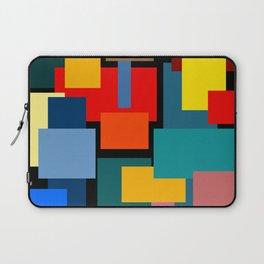 Color Blocks #8-2 Laptop Sleeve