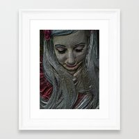 fairytale Framed Art Prints featuring Fairytale by J5rson
