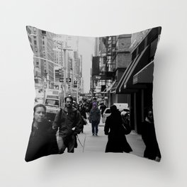 Forget it all Throw Pillow