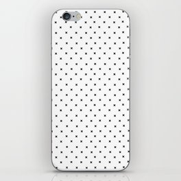 Simple Cross iPhone Skin