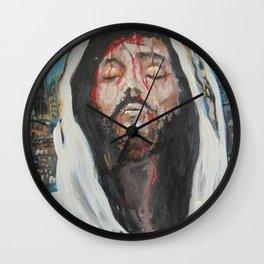 Christ Messiah Wall Clock