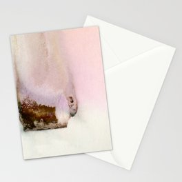 A Serene Life 3A - by Kathy Morton Stanion Stationery Cards