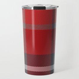 Colors Of Christmas (Plaid 4) Travel Mug