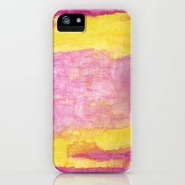 Pink Lemonade iPhone Case