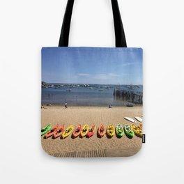 P-Town Kayaks Tote Bag