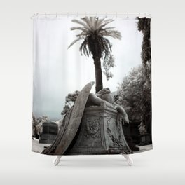 Came to Mourn Shower Curtain
