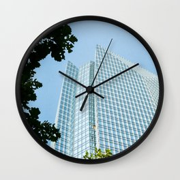 Oil and Gas Wall Clock