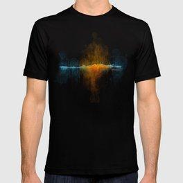 Istanbul City Skyline Hq v4 T-shirt