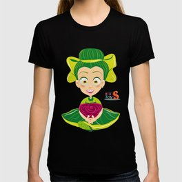 Mariette/Character & Art Toy design for fun T-shirt