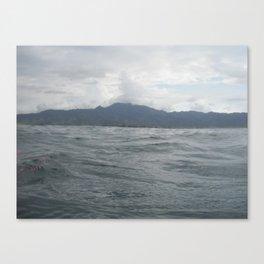 Mountain to the Sea Canvas Print