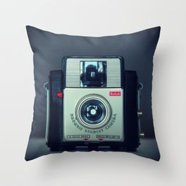 Brownie Starlet Camera Throw Pillow