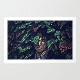 Shingeki no kyojjin Art Print